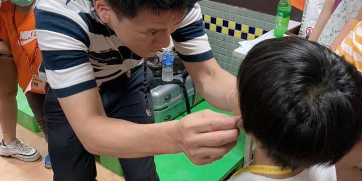 月池口罩捐贈活動-羅會夫基金會