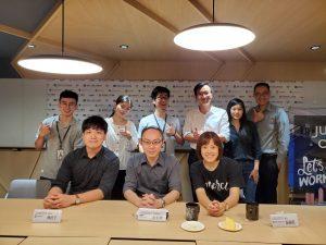 泰國市場落地輔導及投資人媒合交流活動相片3