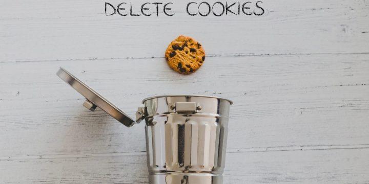 Cookie 宣告出局!
